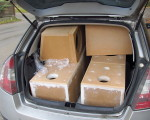Narvaný kufr