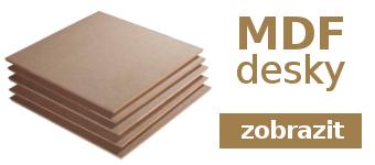 levné MDF desky