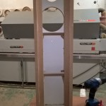 Reprobox pro Visaton reproduktor
